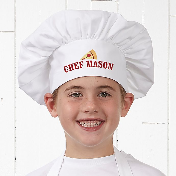 Alternate image 1 for Pizza Maker Youth Chef Hat