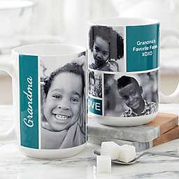 Family Love for Her 15 oz. Photo Coffee Mug