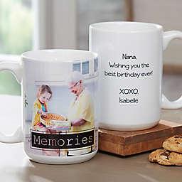 Photo Expressions 15 oz. Coffee Mug