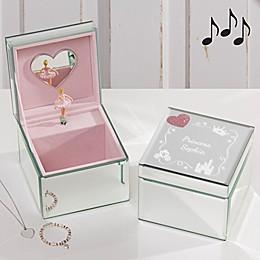 Princess Ballerina Musical Jewelry Box