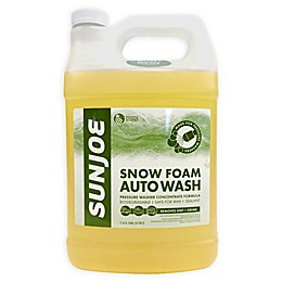 Sun Joe® Snow Foam Pineapple Scent Pressure Washer Cleaner