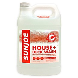 Sun Joe® House and Deck All-Purpose Concentrated Pressure Washer Cleaner