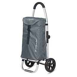 Playmarket Go 2 Compact Rolling Shopping Trolley