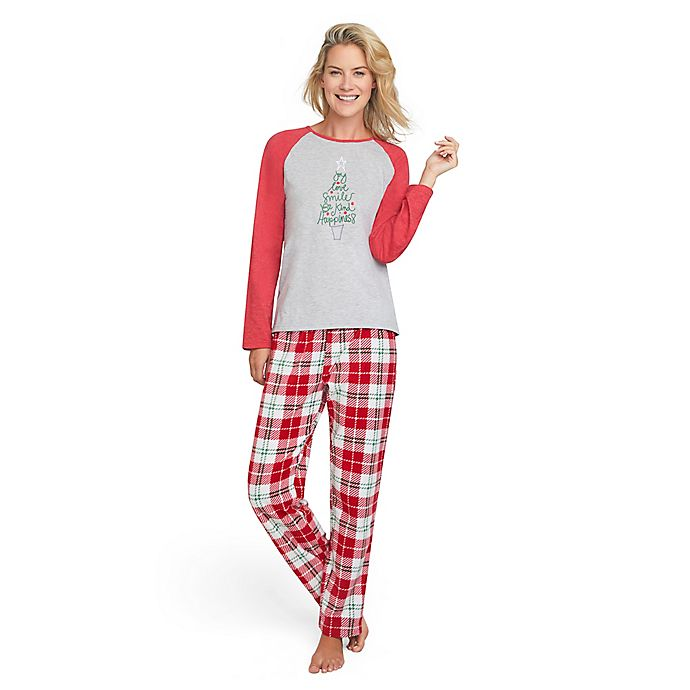2e23671777 ED Ellen DeGeneres Women s Holiday Pajama Set