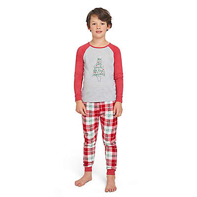 ED Ellen DeGeneres Children's Holiday Pajama Set