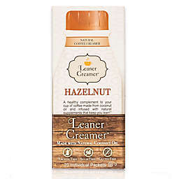 Leaner Creamer® 20-Count Natural Coconut Oil-Based Hazelnut Travel Pack Coffee Creamer