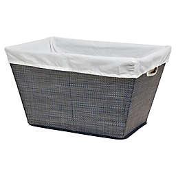 Baum-Essex Parker Laundry Basket in Denim