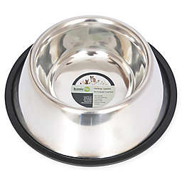 Iconic Pet Non-Skid Pet Bowls for Long-Eared Dogs (Set of 2)