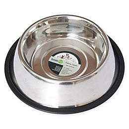 Iconic Pet Heavy Weight Non-Skid High Back Pet Bowl