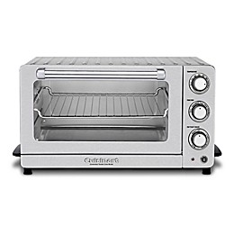 Cuisinart® Toaster Oven Broiler with Interior Oven Light in Stainless Steel