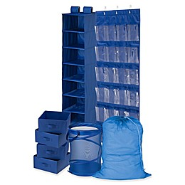 Honey-Can-Do® 8-Piece Room and Laundry Organizer