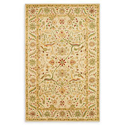 Safavieh Antiquity Lara 7'6 x 9'6 Area Rug in Ivory