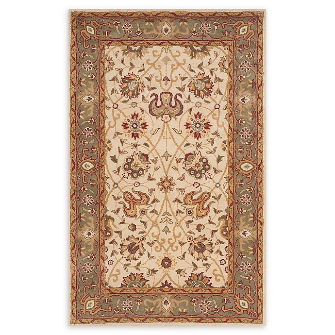 Alternate image 1 for Safavieh Antiquity Brielle 4' x 6' Area Rug in Ivory