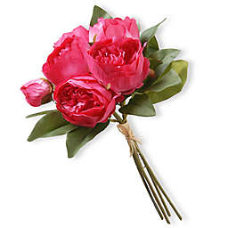 National Tree Company 12-Inch Artificial Peony Bouquet