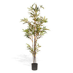 National Tree Company 48-Inch Artificial Japanese Bamboo Tree in Green