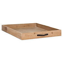 Kate and Laurel Kley Wooden Decorative Tray