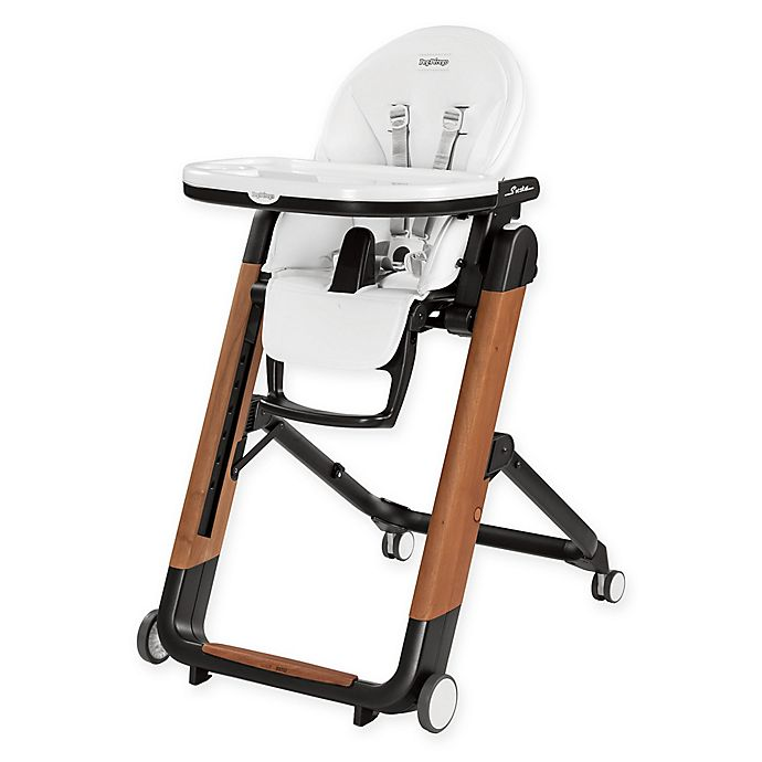 Alternate image 1 for Peg Perego Siesta High Chair in Ambiance Brown