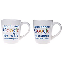 "Home Essentials & Beyond ""I Don't Need Google.."" Collection"