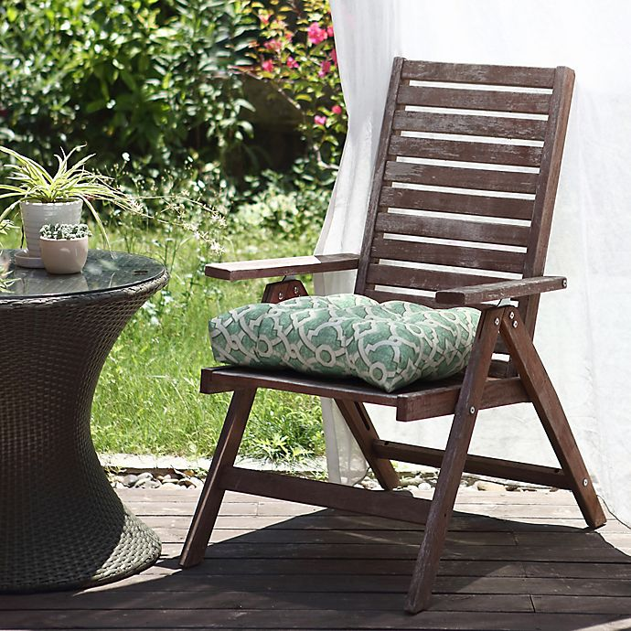 Lexie Outdoor Dining Chair Cushion In