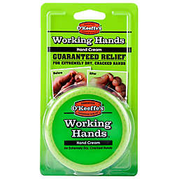 O'Keeffe's® Working Hands™ 2.7 oz. Hand Cream Jar