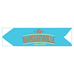 Margaritaville® Chill Spot Directional Outdoor Wall Sign