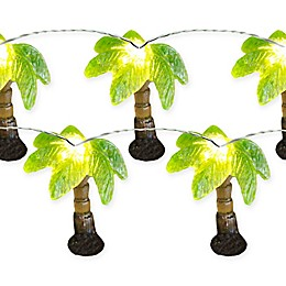 Palm Tree 20-Light LED String Lights