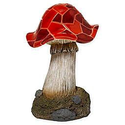 Solar LED Mushroom Lamp