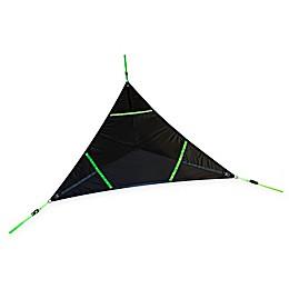 Vivere Levitat Hammock in Black/Neon Green