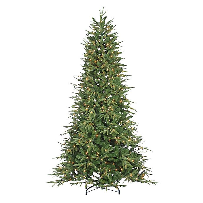Where To Buy A Pre Lit Christmas Tree: Buy 7.5-Foot Pre-Lit Frasier Fir Artificial Christmas Tree