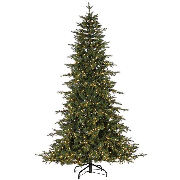Alternate image 1 for Pre-Lit Rivera Pine Artificial Christmas Tree