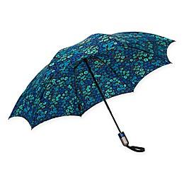 UnbelievaBrella™ Reverse Compact Umbrella in Monet
