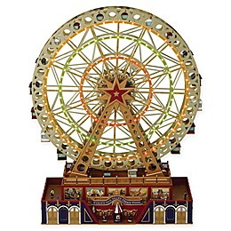 Mr. Christmas Grand Ferris Wheel Music Box