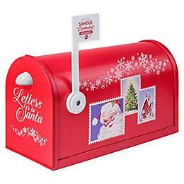 "Mr. Christmas ""Letters from Santa"" Enchanted Mailbox"