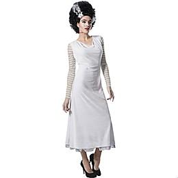 Universal Monsters Women's Bride of Frankenstein Halloween Costume