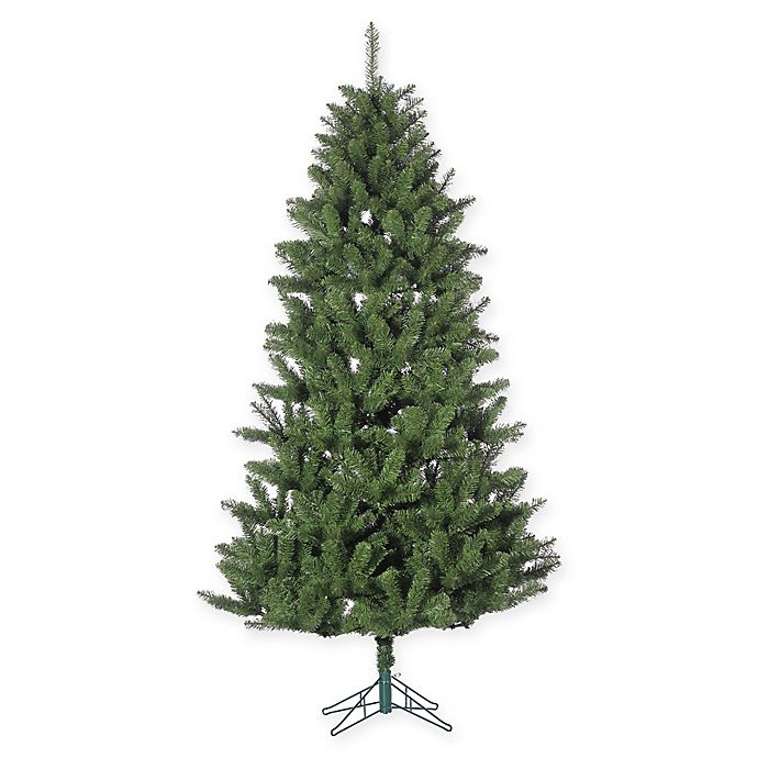 Columbia Christmas Tree: Sterling 7.5-Foot Columbia Pine Christmas Tree