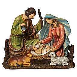 Gerson Solar-Powered Magnesium Holy Family