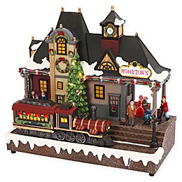 Gerson Lighted Musical Train