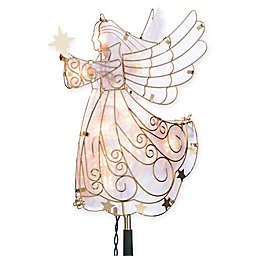 Gerson Electric Angel Tree Topper