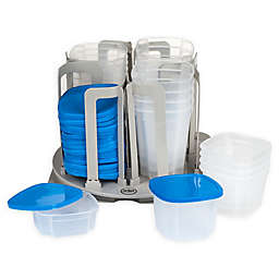 Chef Buddy Swirl Around 49 Piece Storage Organizer