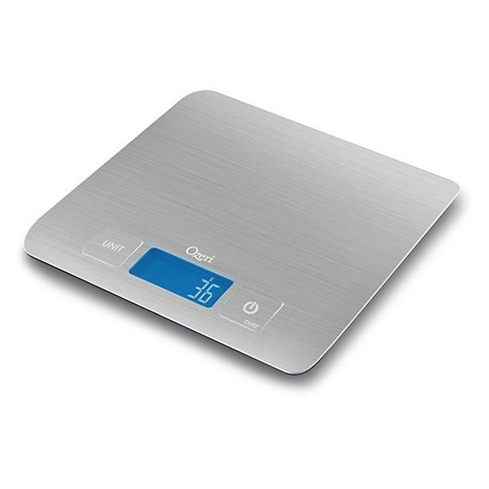 Alternate image 1 for Ozeri® Zenith Digital Kitchen Scale