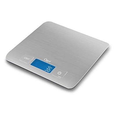 Ozeri® Zenith Digital Kitchen Scale