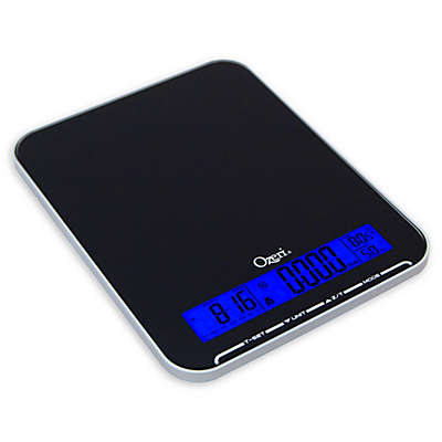 Ozeri® Touch III Multifunction Digital Kitchen Scale in Black