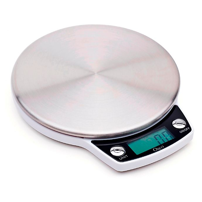 Alternate image 1 for Ozeri® Precision Digital Scale in Stainless Steel