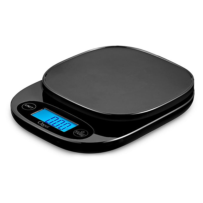 Alternate image 1 for Ozeri® Digital Kitchen Scale