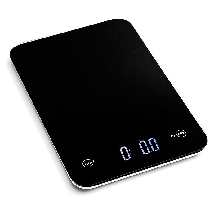 Alternate image 1 for Ozeri® Touch Digital Kitchen Scale