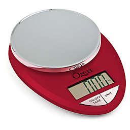 Ozeri® Pro Digital Kitchen Scale in Red