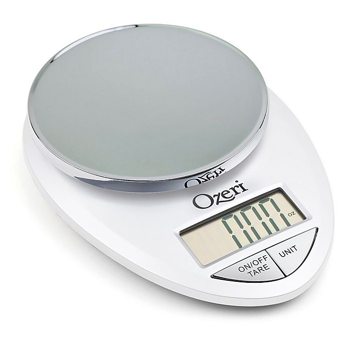 Alternate image 1 for Ozeri® Pro Digital Kitchen Scale