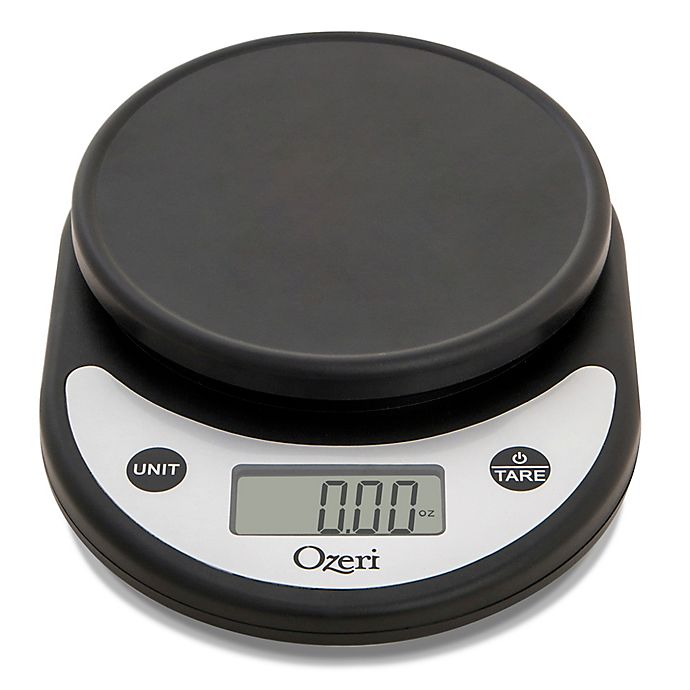 Alternate image 1 for Ozeri® Pronto Digital Kitchen Scale