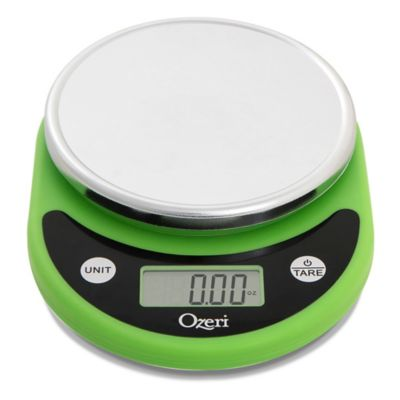 Get The Ozeri Pronto Digital Kitchen Scale In Red From Bed Bath Beyond Now Accuweather Shop