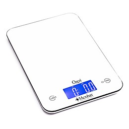 Ozeri® Touch II Digital Kitchen Scale with Microban Antimicrobial Protection